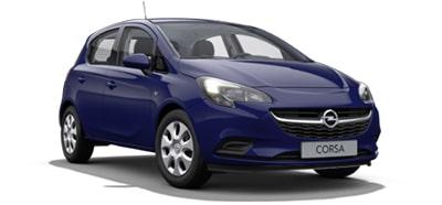 Wypożyczalnia Samochodów - OPEL Corsa Enjoy