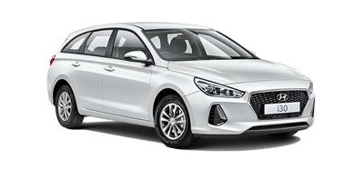 Wypożyczalnia samochodów - HYUNDAI i30 Kombi