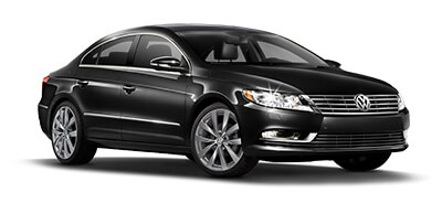Wypożyczalnia samochodów - Volkswagen CC