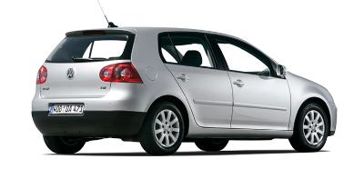 Wypożyczalnia Samochodów - Golf V