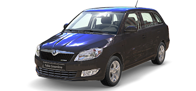 Wypożyczalnia Samochodów - SKODA Fabia Kombi
