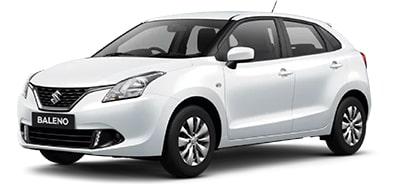 Wypożyczalnia samochodów - SUZUKI Baleno