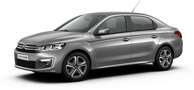 Wypożyczalnia samochodów - CITROËN C-Elysée