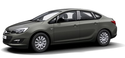 Wypożyczalnia samochodów - OPEL Astra