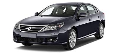 Wypożyczalnia samochodów - RENAULT Latitude