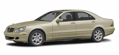 Wypożyczalnia samochodów - MERCEDES-BENZ Klasa S